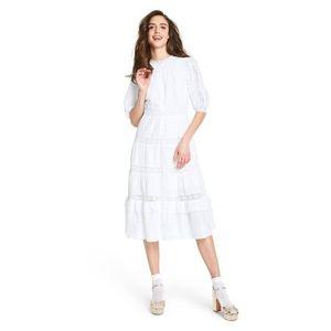 NWT LoveShackFancy x Target Phoebe Dress Size 0